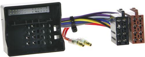 SLK auf ISO-Norm Radioanschlusskabel Mercedes E Klasse CLS
