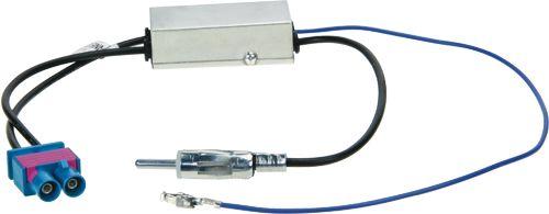 DOPPEL 2 FAKRA Z Stecker f m Buchse Antennenadapter Diversity Phantom