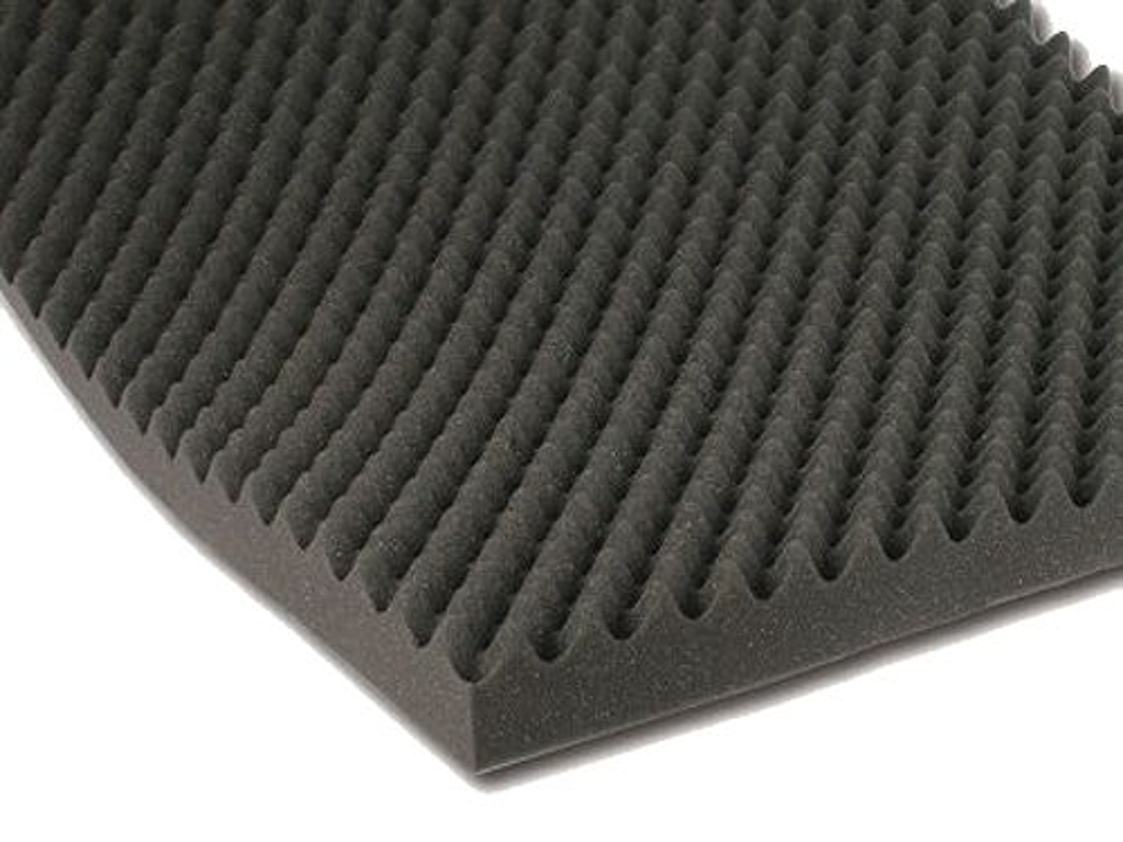 akustik noppenschaum d mmung h he 5cm farbe schwarz grau. Black Bedroom Furniture Sets. Home Design Ideas
