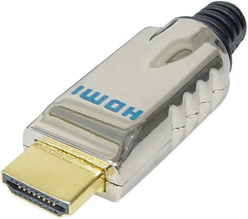 High Quality HDMI  Stecker / Lötversion