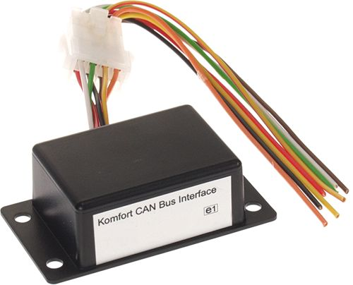 CAN-Bus Adapter für Ford Fiesta, Tourneo Connect, Transit, Transit Connect