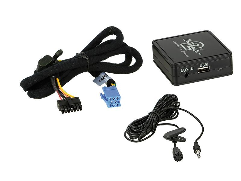 Bluetooth Interface 0772.09242 für Smart ForTwo, ForFour, Grundig