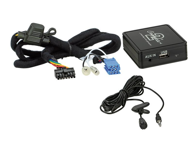 Bluetooth Interface passend für Citroen C2 C3 C5 C8 VDO / Clarion RD3