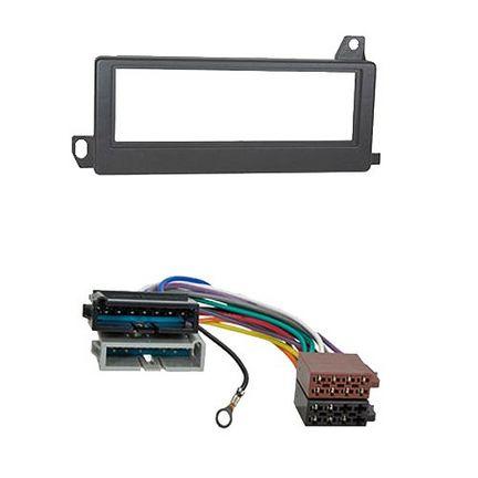 Fahrzeugspezifische Adapter für Chrysler, Jeep und Dodge.