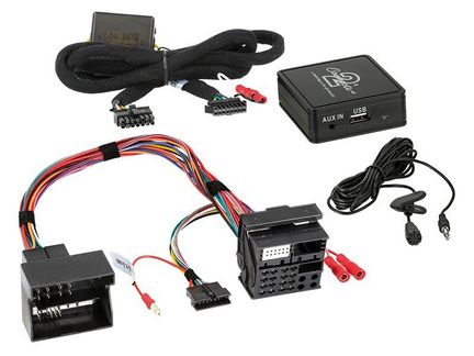Bluetooth Interface passend für BMW 3er 5er 7er Mini 40 PIN