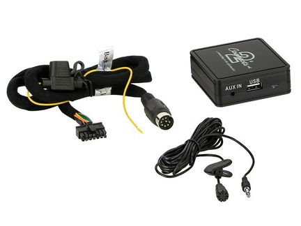 Bluetooth Interface 0772.09248 für Volvo, diverse Modelle