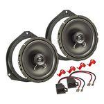 Lautsprecher Einbau Set passend für Alfa Romeo Mito 955 Giulietta 940