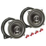 Lautsprecher Einbau Set passend für Honda Civic Jazz FR-V CR-V 130mm