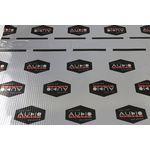 Audio System ALUBUTYL 4000Set 3.5qm Alubutyl Dämm-Matte 4.0mm
