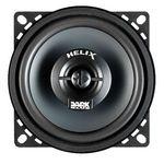 Helix Blue B 4X 2-Wege Hifi Auto Lautsprecher Koaxialsystem, 10cm