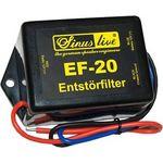 Entstörfilter Entstörer für Bordnetzgeräusche Sinuslive EF-20 20A