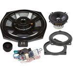 Audio System  Lautsprecher Einbau Set passend für BMW E F 200mm 3-Wege
