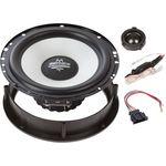 Audio System M 165VW EVO  Lautsprecher Einbau Set passend für VW Golf