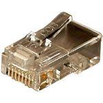 Netzwerkstecker Western 8/8-Stecker (RJ45) 0772.04237