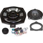 Audio System X 200BMW PLUS EVO 3-Wege Teil-Aktiv System für BMW E, F